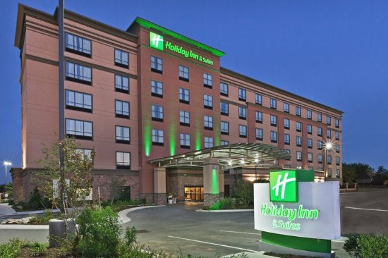 Holiday Inn Hotel & Suites Tulsa South: Exterior