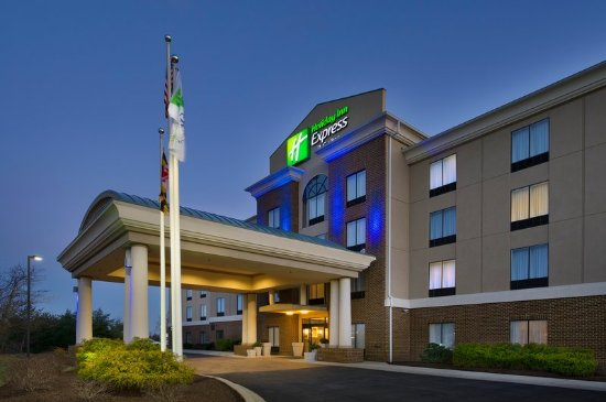 Holiday Inn Express Hotel & Suites Columbia East - Elkridge: Exterior