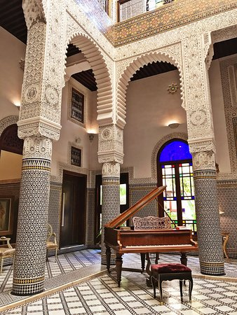 Riad Fes - Relais & Chateaux: lobby by Jeremiah Christopher