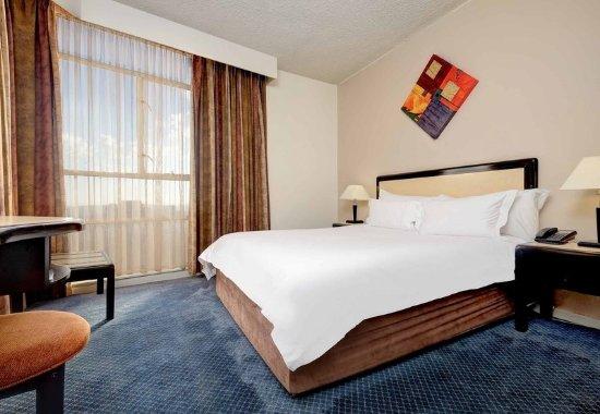 Braamfontein, Republika Południowej Afryki: Guest room