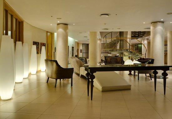 Illovo, Sydafrika: Lobby