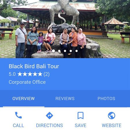 Kedonganan, Indonesië: Blackbirdbali.com