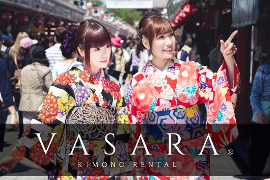 VASARA Kimono Rental , Osaka Station