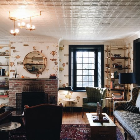 Stone Ridge, Νέα Υόρκη: Hasbrouck House