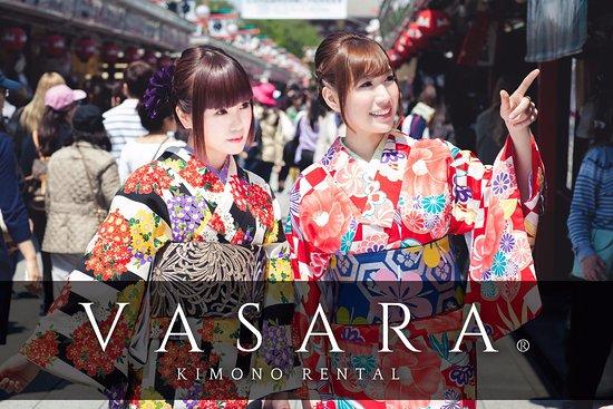 VASARA Kimono Rental , Shinjuku Ekimae