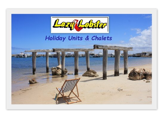 Foto de Lazy Lobster Holiday Units / Chalets
