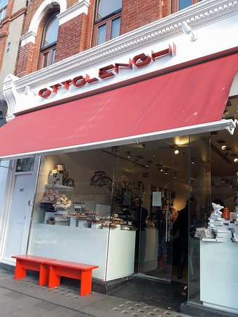 Ottolenghi - Islington: upper street, Islington, un des 4 restaurant de Londres