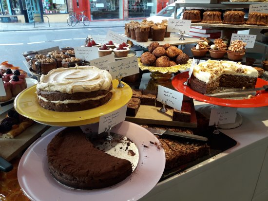 Ottolenghi - Islington: Desserts