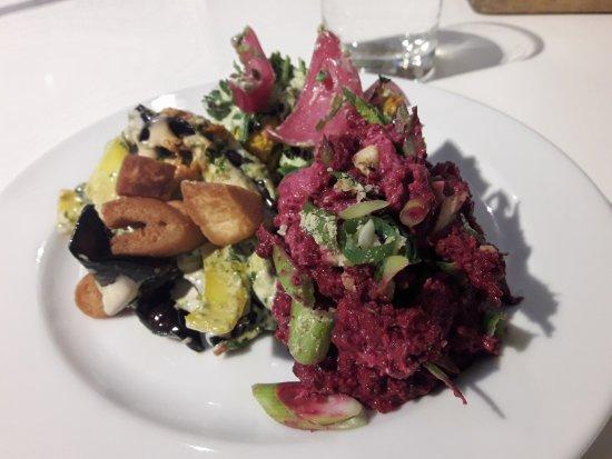 Ottolenghi - Islington: choix de 3 salades