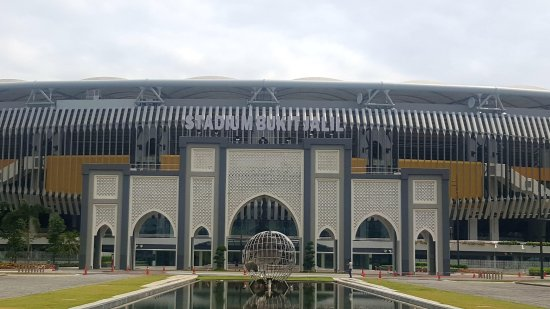 Bukit Jalil National Stadium