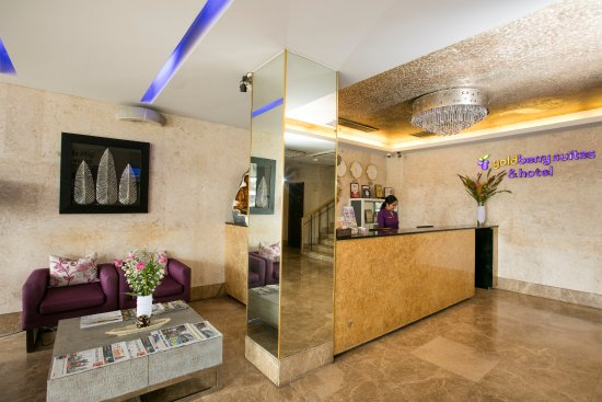 Goldberry Suites & Hotel: Lobby