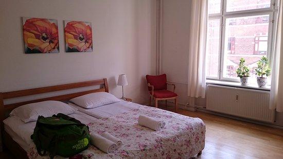 Copenhagen International B&B: master bedroom
