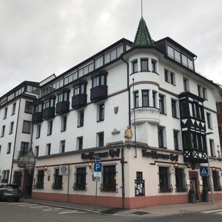 Buchhorner Hof Hotel Friedrichshafen Germany