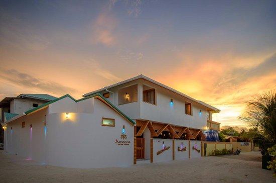 ameera maldives - Rekomendasi Hotel Budget di Maldive Untuk Para Bakcpaker