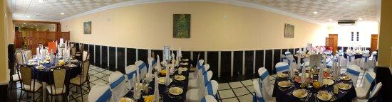 Sierra de Yeguas, Ισπανία: Salones para celebraciones.