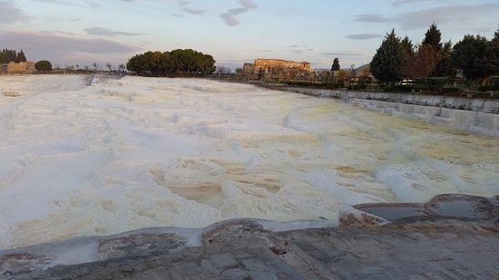 Pamukkale Thermal Pools Photo