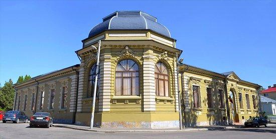 Museum of Water Mihai Bacescu - Muzeul Apelor Mihai Bacescu