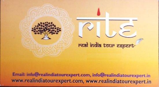 RITE Real India Tour Expert