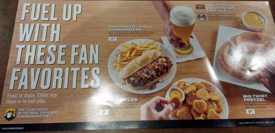 Skokie, IL: specials menu