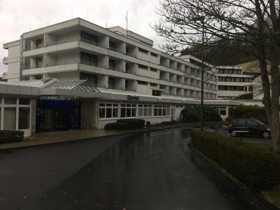 ไบเออร์สดอร์ฟ, เยอรมนี: Ingresso Hotel