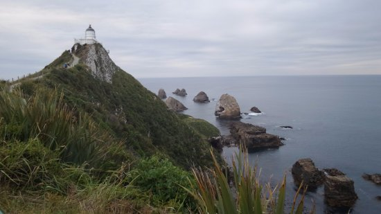 Invercargill, New Zealand: Nugget Point Lighthouse