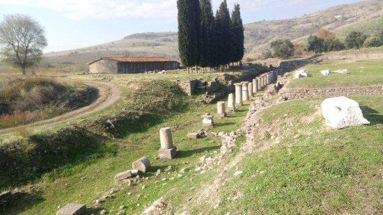 Bergama, Tyrkia: Pergamon Antik Kenti