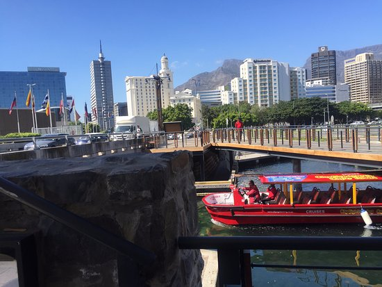 City Lodge Hotel V&A Waterfront: Canal al Waterfront