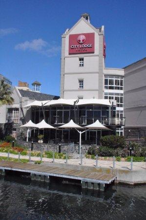 City Lodge Hotel V&A Waterfront: Vista del hotel