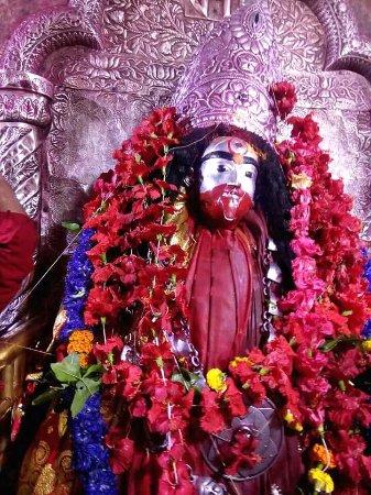 Tarapith, India: MA TARA.