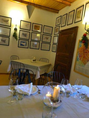 Biancavilla, Italia: il nostro tavolo