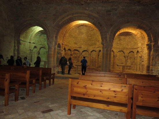 San Juan de la Pena, Spanje: San Juan de la Peña 2