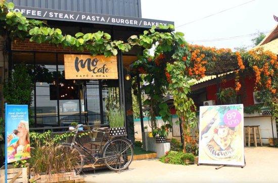 Mae Chan, Thailand: MoCafe