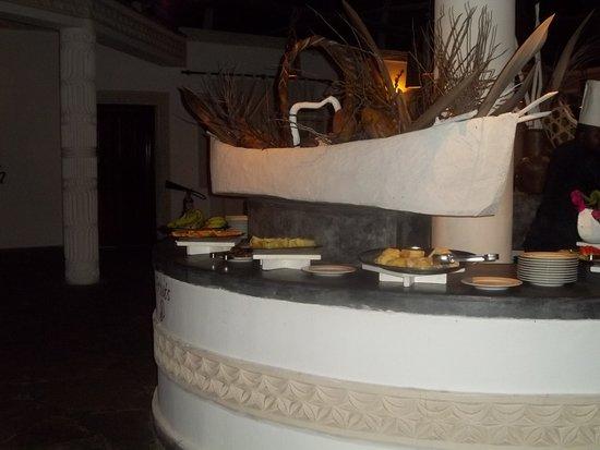 Clubviaggi Resort Twiga Beach & SPA: buffet