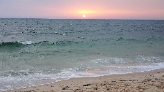 El Mouradi Palm Marina : раннее утро