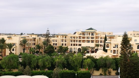 El Mouradi Palm Marina Photo