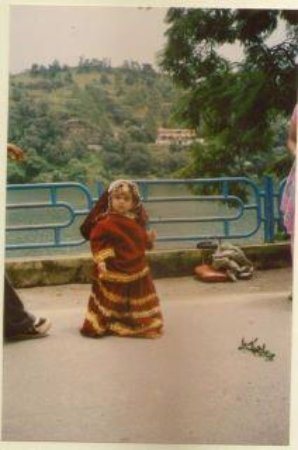 Nainital Lake: In front of Naini lake