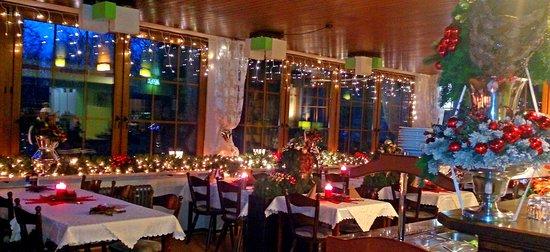 Homburg, Germany: Weihnachten 2016 im Lokal