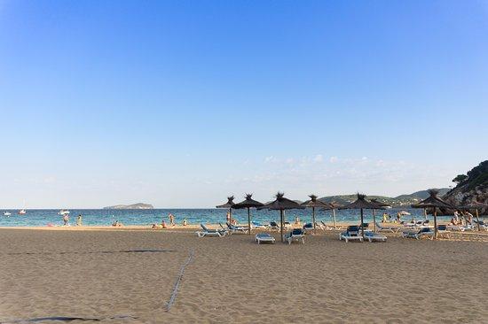 Grupotel Cala San Vicente : la spiaggia
