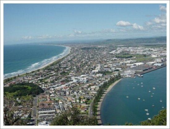 Mount Maunganui, Nuova Zelanda: 망가누이 정상