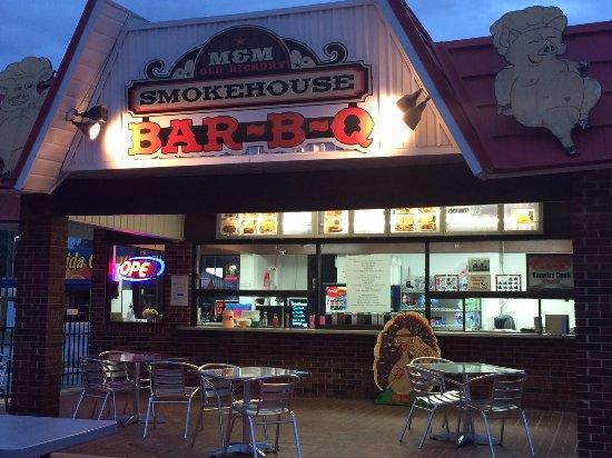 Wildwood, FL: Restaurant