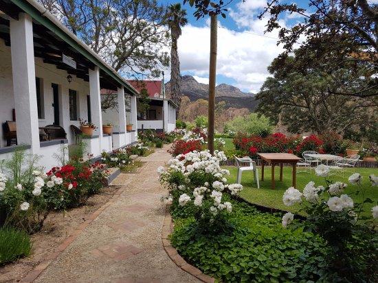Herold, South Africa: Garden