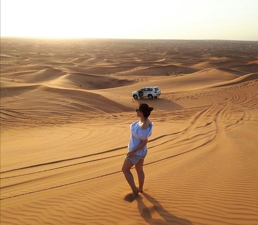 De Forenede Arabiske Emirater: Nice quality of sand and super clean!