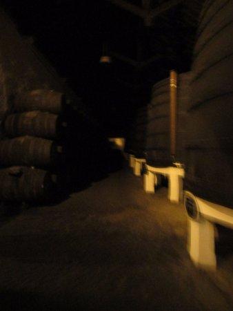 Ferreira Cellars: barrils