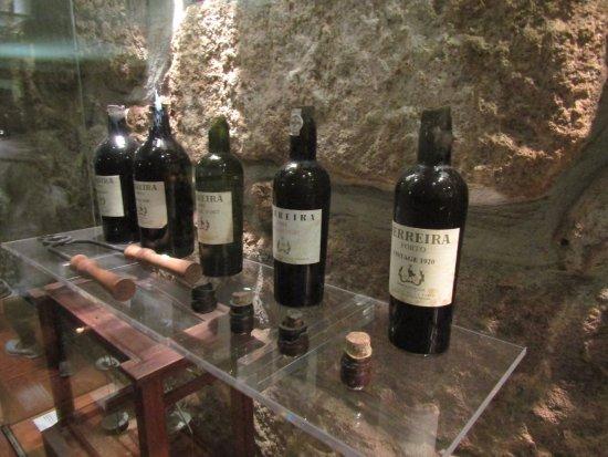 Ferreira Cellars: bottles
