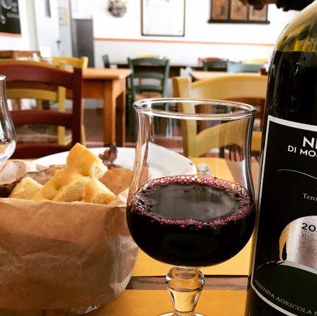 Pontassieve, Italië: ottimo vino