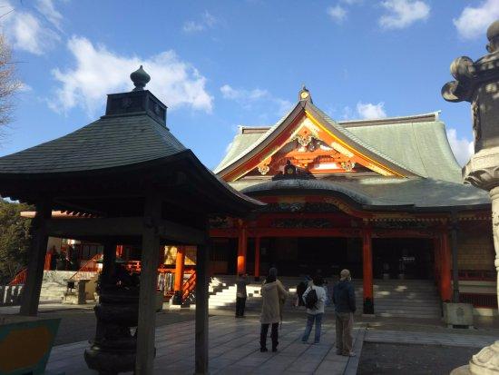 Neyagawa, Japón: 成田山
