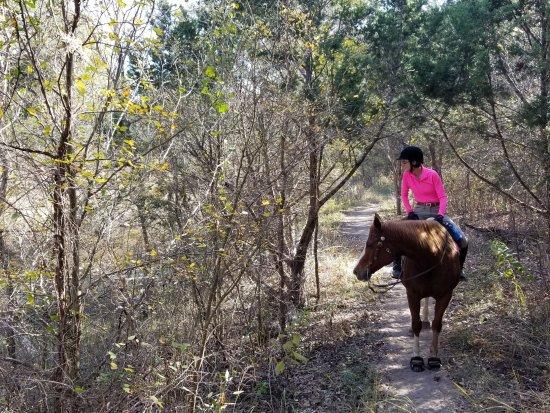 Bandera, TX: Hill Country Trail ride