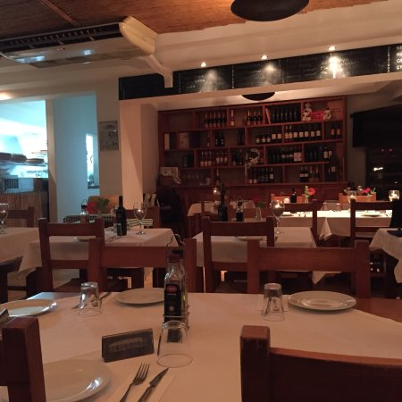 restaurante vino e cucina en art con cocina italiana