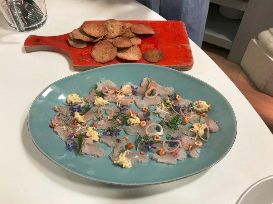 how to make homemade fish crackers
