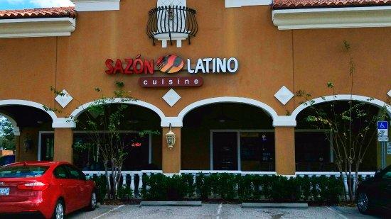 Sazon Latino Restaurant Port Orange Menu Prices